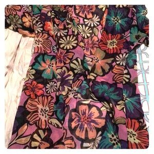 Lularoe Shirley Kimono size M